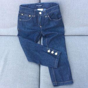 Dolce & Gabbana Italian Jeans